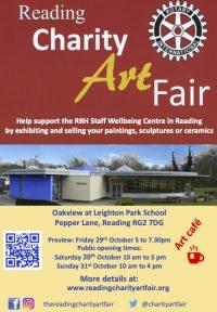 Reading Charity Art Fair 2021
